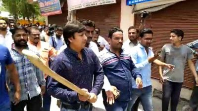 BJP's 'Batman: Action against MLA  Akash can be taken, PM Modi was angry