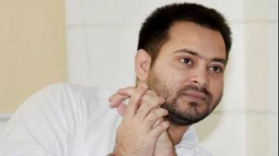 Subhash Yadav attacks on Tejashwi Yadav, says  should have resigned long ago