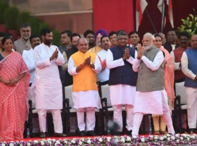 BJP leaders including PM Modi appraise budget, Congress says it an old wine