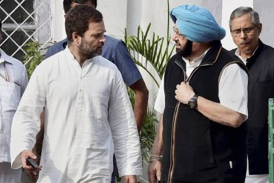 Amarinder Singh breaks silence on Rahul Gandhi's resignation, says the party needs a young leader