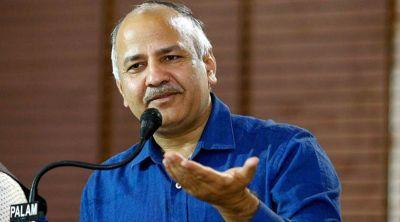Delhi: Manish Sisodia accuses Centre of major charges