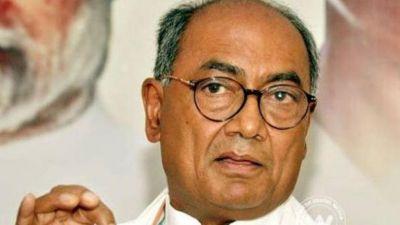 दिग्गी राजा ने दिया आकाश का उदहारण, कहा - BJP और RSS के कारण बढ़ रही मॉब लिंचिंग