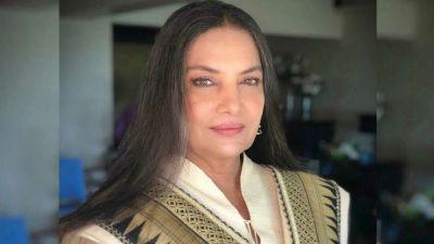 Shabana Azmi says attack on Modi government, says this thing in presence of Digvijay Singh
