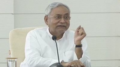 Nitish Kumar announces all cemeteries in Bihar to be cordoned off