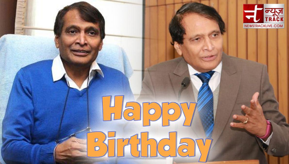 जन्मदिन विशेष : 66 के हुए भाजपा के प्रभु, जानिए राजनीतिक सफर के बारे में...