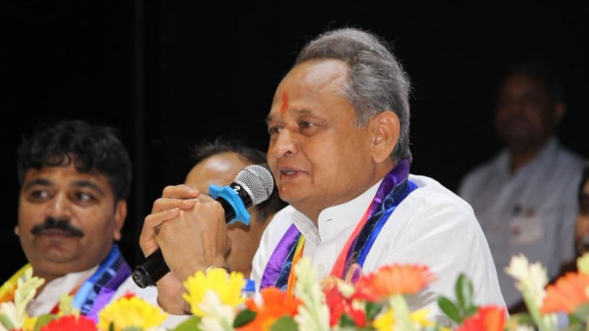 Rajasthan: CM Gehlot's big announcement for farmers, 25 lakh  food feeder will get benefits