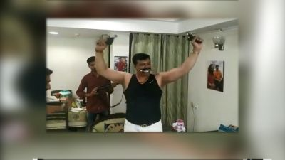 BJP issues show cause notice to Uttarakhand MLA after dancing with gun video goes viral