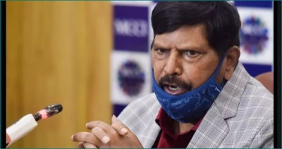 Union Minister Athawale Emphasizes On Caste Based Census