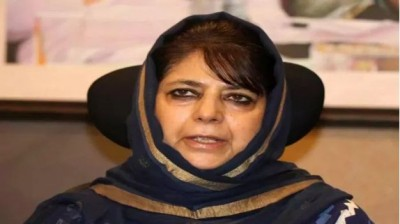 Hizbul chief's sons sacked in J&K, Mehbooba Mufti lashes out at Centre