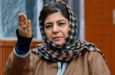 'Article 370 abrogated to loot Jammu and Kashmir': Mehbooba Mufti