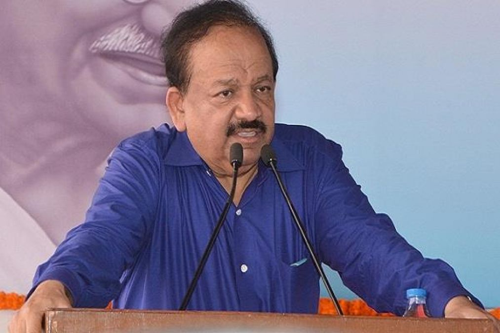 Harshvardhan: A gift received by students from economically weaker sections, MBBS seats added on