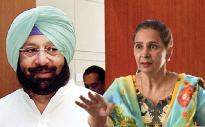 Cm Amarinder's wife who fainted during the cleaning operation, doctors gave this advice