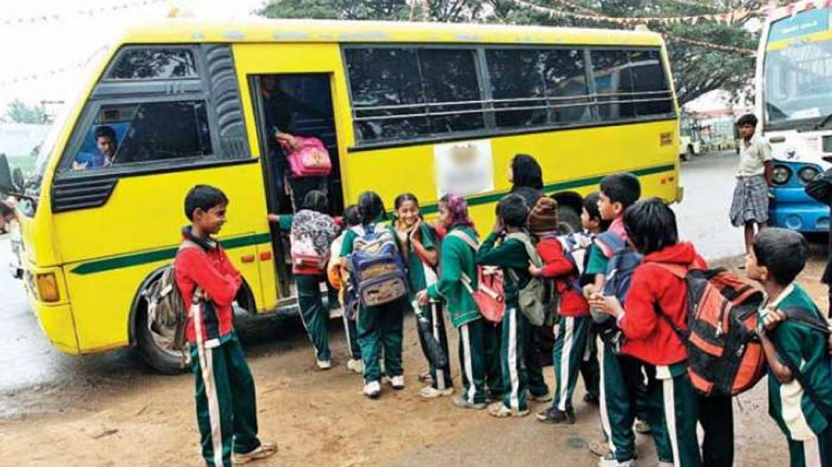Yogi Government's Big Decision, took this action to Save School Children From Accident