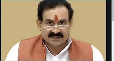Kamal Nath only appears on Twitter and Shivraj among the masses: Narottam Mishra