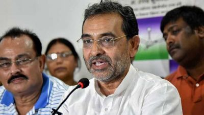 Upendra Kushwaha attacks Nitish Kumar, says every year there are floods, no arrangements!