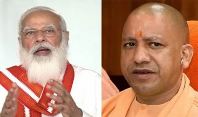 PM gifted Rs 1583 crores to Kashi, says UP tops in both testing and vaccination