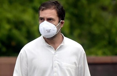 Rahul Gandhi's walkout from Defence Committee meeting, Congress MPs also left meeting