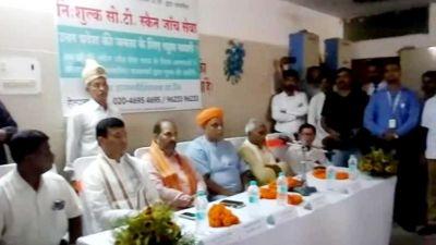 VIDEO: BJP MLA Surendra Singh's offensive statement says,