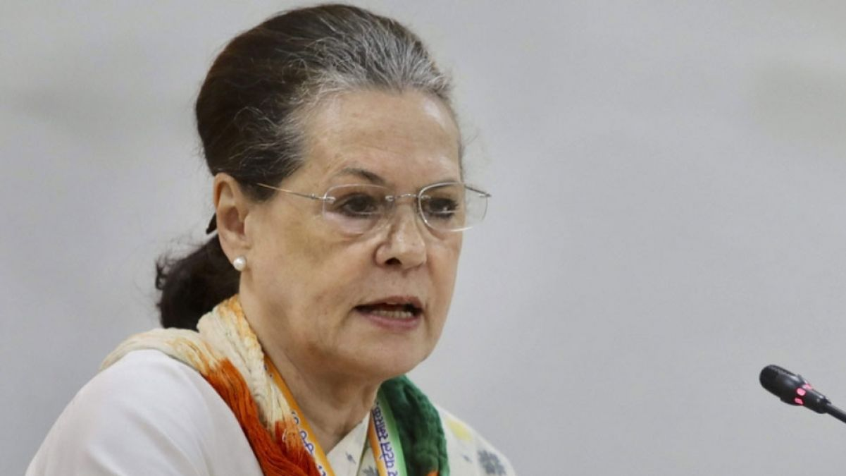 Will Sonia Gandhi to take over the command of the Congress again? congress leaders