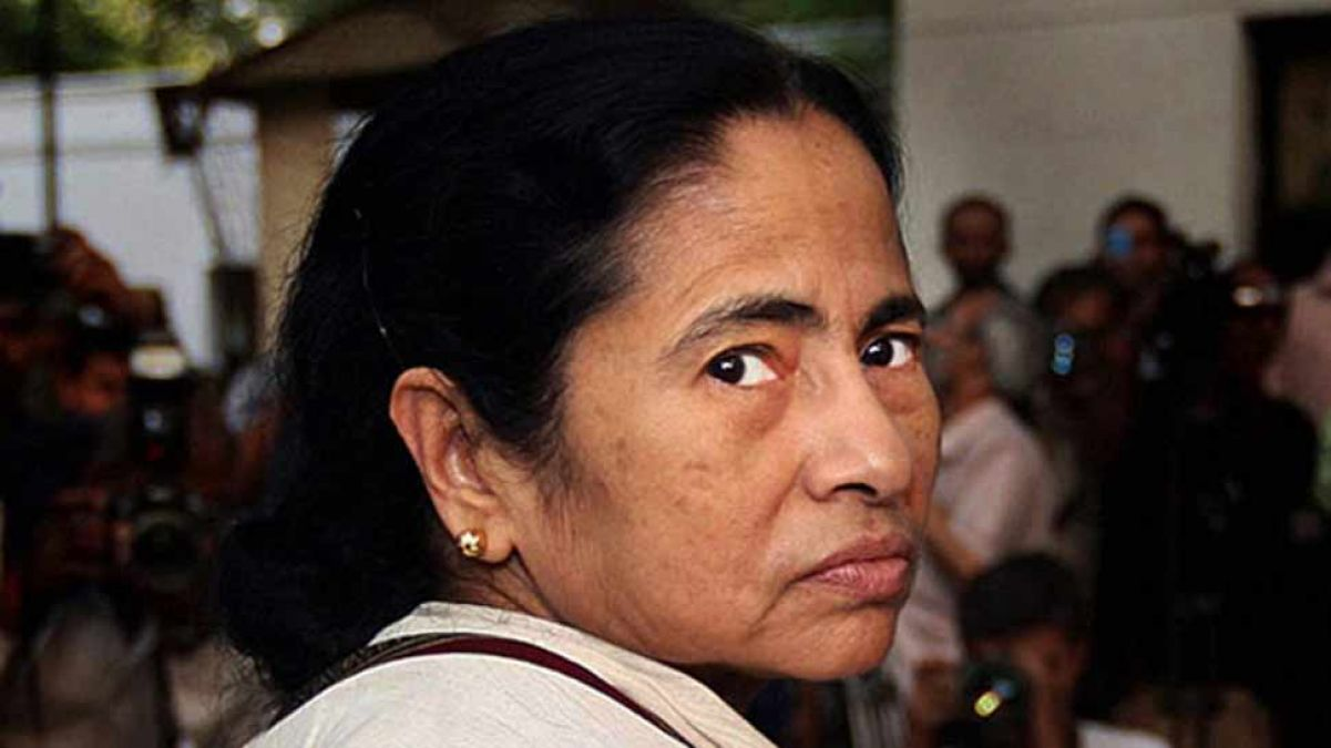 Mamata, who is trying to persuade the upper castes as the polls draw nearer, implemented 10%