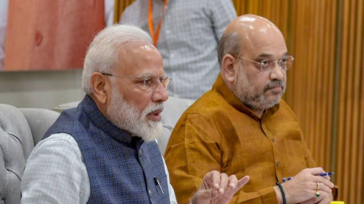 PM Modi directs all Union ministers to take part in government