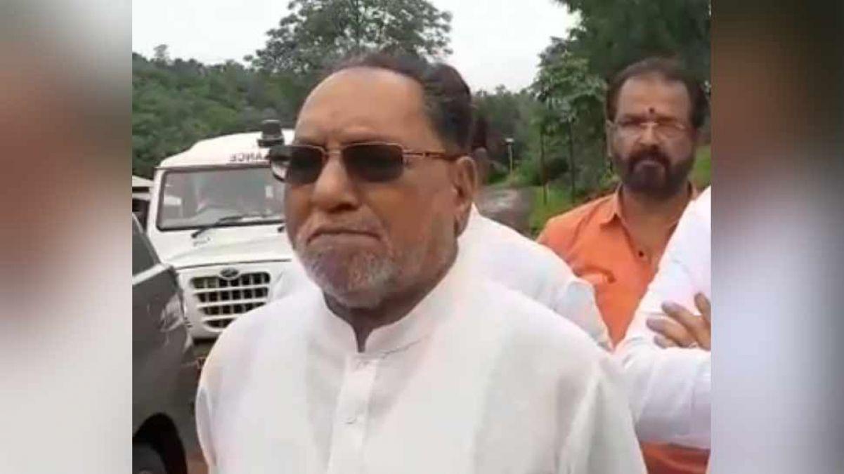 Congress Rajya Sabha member Hussain Dalwai alleges party for ignoring