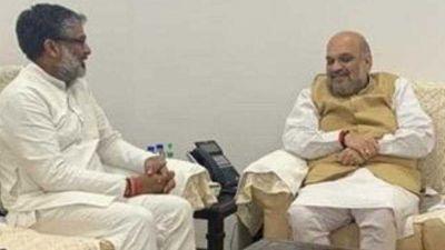 Amit Shah meets SP leader Neeraj Kumar, soon would join BJP!