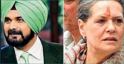 Navjot Singh Sidhu to meet Sonia Gandhi today, may get Punjab Congress command!