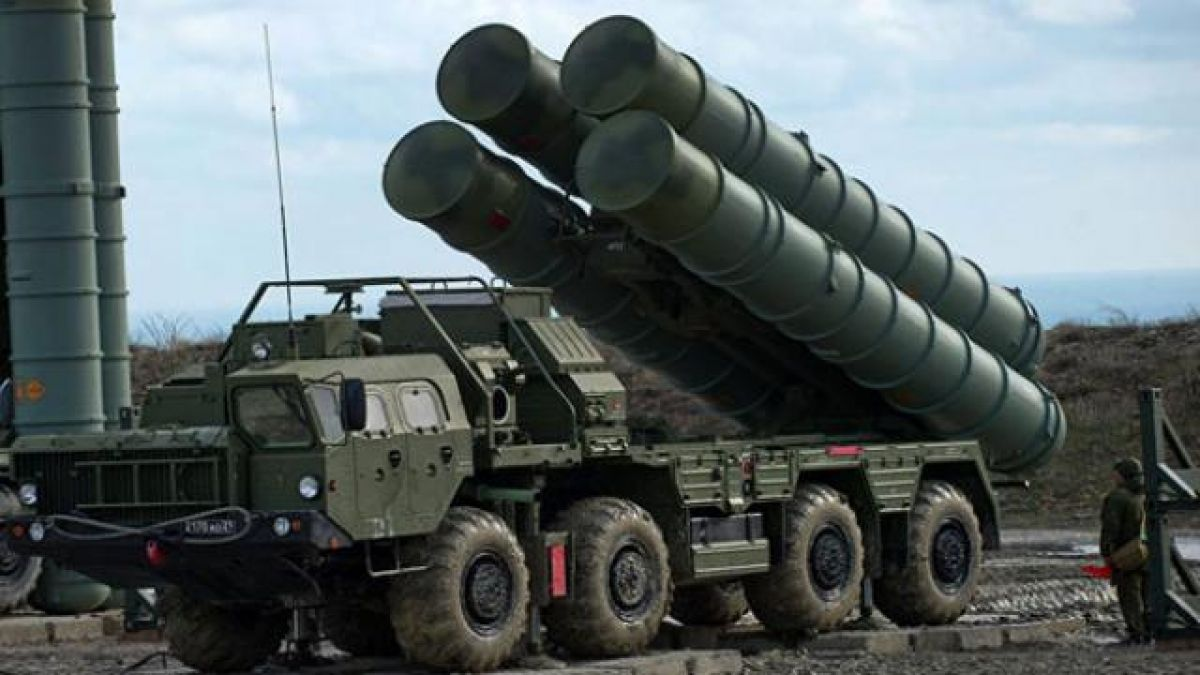 India to soon arrive S-400 first tranche, security system will be strong