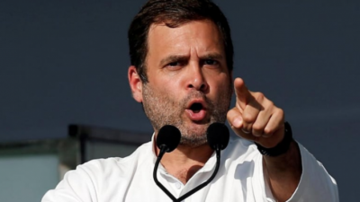 Rahul Gandhi's 'Go to RSS' statement raises controversy, CM Gehlot defended