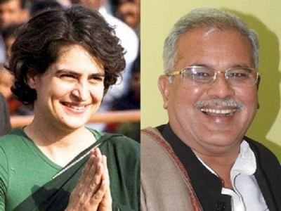 CM Baghel to visit Sonbhadra in support of Priyanka Vadra, will meet Governor