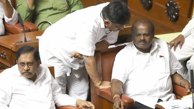 The political drama in Karnataka continues today; all eyes on these three possibilities!