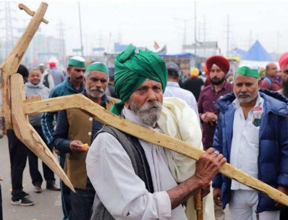किसान आंदोलन: कल जंतर-मंतर पर प्रदर्शन करेंगे 200 किसान, सुरक्षा के पुख्ता इंतज़ाम