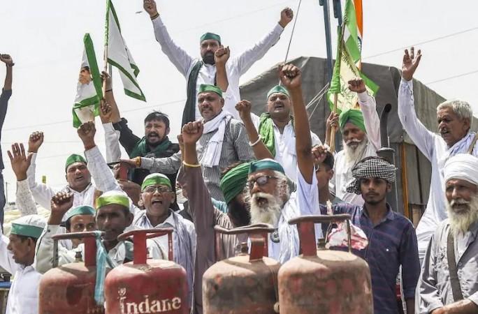 दिल्ली में किसानों का संसद तक मार्च कल, पुलिस सहित इंटेलिजेंस एजेंसियां अलर्ट पर