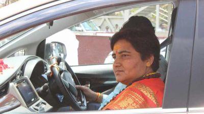 Sadhvi Pragya gave controversial statement on Swachhata Abhiyan