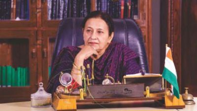 Now Azam Khan's wife is also scared, saying, 'Terror being spread'