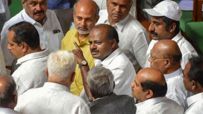 Karnataka: Does Congress-JDS want to avoid floor test? Debate on demonetisation instead of vote of confidence