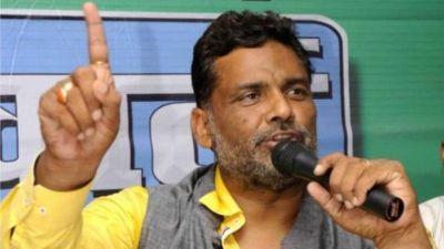 Pappu Yadav's extremely shameful statement said,