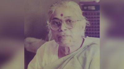 Rajmata Vijayaraje Scindia's younger sister and former MLA Sushma Singh passes away