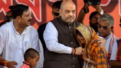 Amit Shah to meet families of BJP workers victims of violence in Bengal