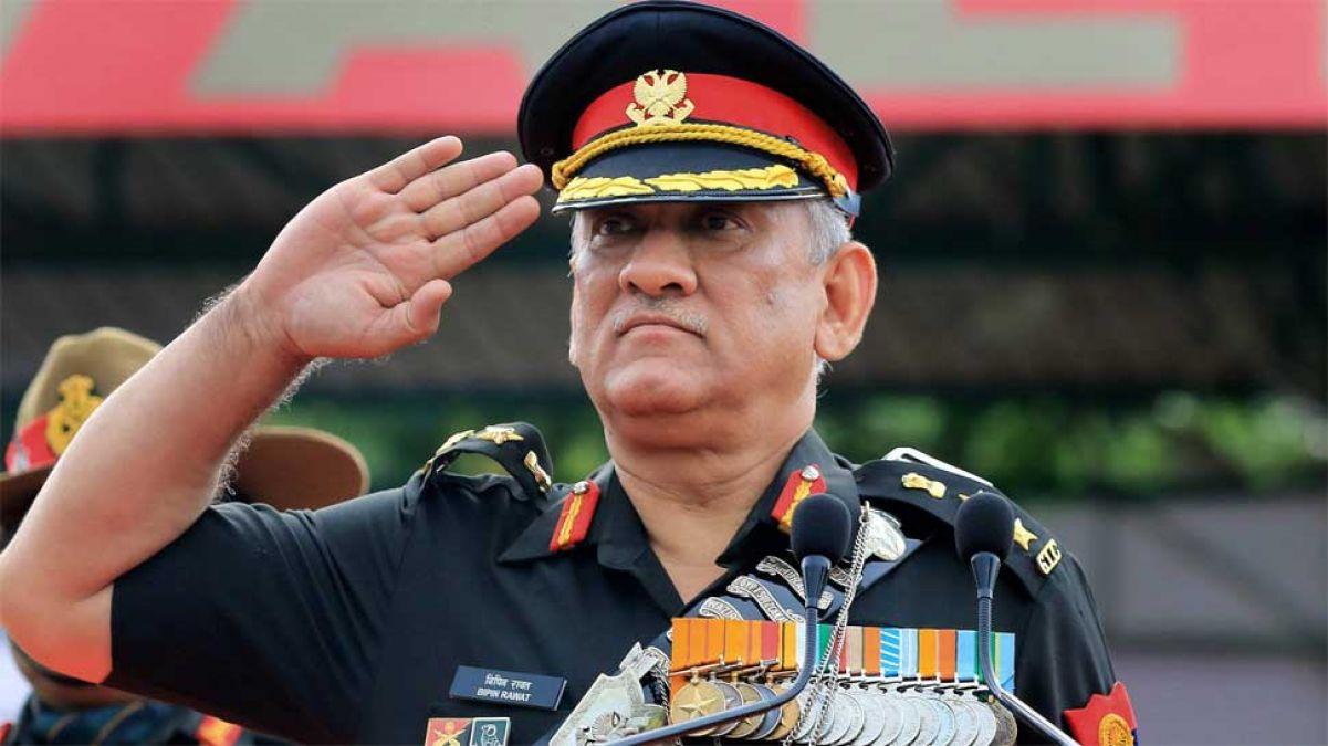 आर्मी चीफ 'बिपिन रावत' ने पुलवामा हमले को लेकर किया बड़ा खुलासा