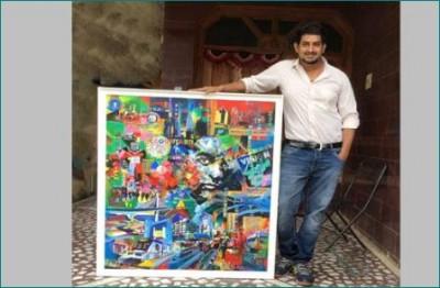 Uppal Srinivas Gupta gave Katy Rama Rao the most amazing gift on his birthday
