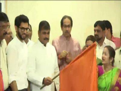 NCP veteran joins Shiv Sena