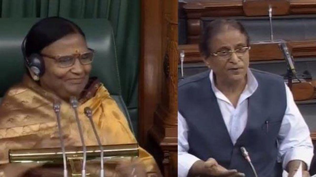 अभद्र टिप्पणी को लेकर बिफरीं भाजपा सांसद रमा देवी, माँगा आज़म खान का इस्तीफा