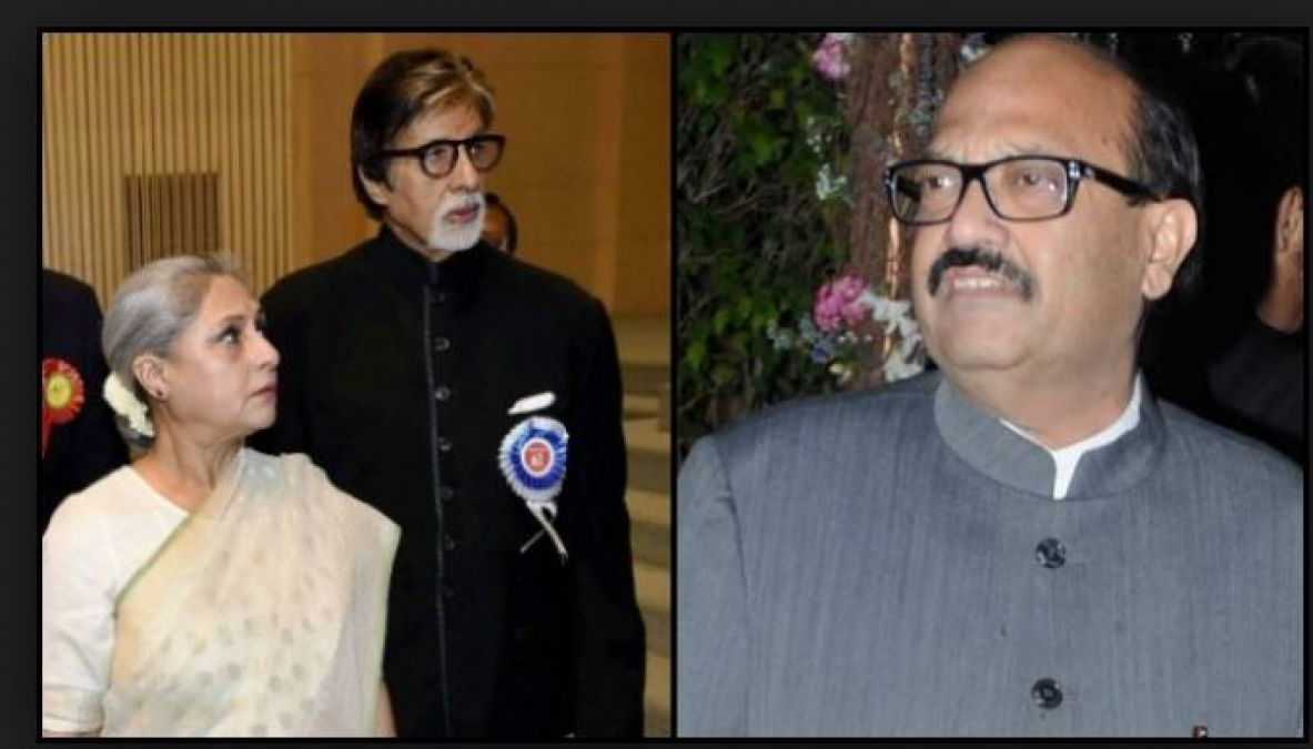 जया बच्चन पर जमकर भड़का यह राज्यसभा सदस्य, कहा- 'अपने पति से जुम्मा-चुम्मा....'