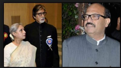 Rajya Sabha member slams Jaya Bachchan, says,