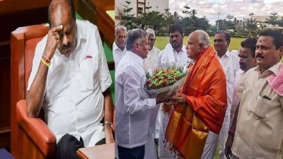 BJP not in a hurry to form government in Karnataka