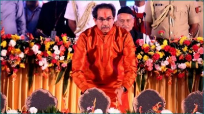 Uddhav Thackeray threw all his might to get a name for himself in Maharashtra, thus became CM