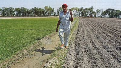 What is the population of farmers in Rajasthan? Gehlot government has no answer