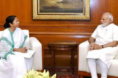 Mamata Banerjee Arrives In Delhi, Meet With PM Modi And Opposition Leaders